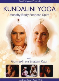Kundalini Yoga: Healthy Body Fearless Spirit (DVD)