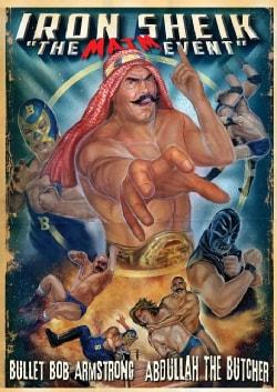 Iron Sheik: The Maim Event Wrestling (DVD)