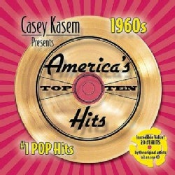 Various - Casey Kasem Presents: Americas Top Ten Hits: The 60's #1 Pop Hits