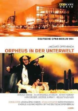 Offenbach: Orpheus in Der Unterwelt (DVD)