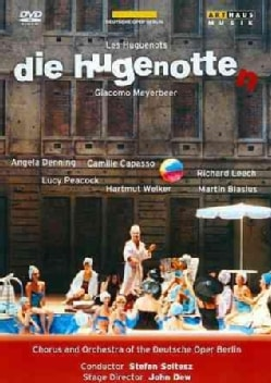 Meyerbeer: Les Huguenots (Die Hugenotten) (DVD)