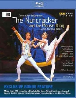 Tchaikovsky: The Nutcracker and the Mouse King (Blu-ray Disc)