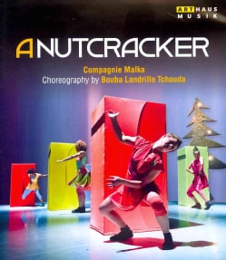 Tchaikovsky: A Nutcracker (Blu-ray Disc)