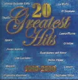 Various - 20 Greatest Hits 1990-2000