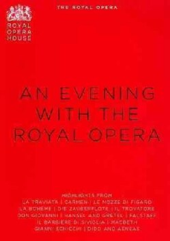 An Evening with the Royal Opera (DVD)