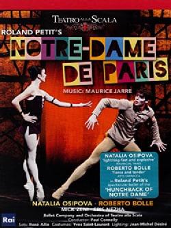 Jarre: Notre Dame De Paris (DVD)