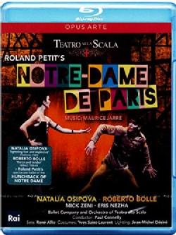 Jarre: Notre Dame De Paris (Blu-ray Disc)