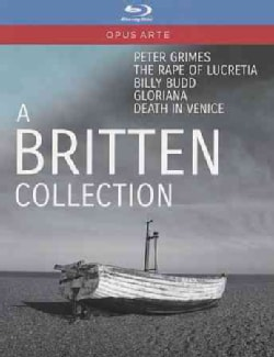 A Britten Collection (Blu-ray Disc)