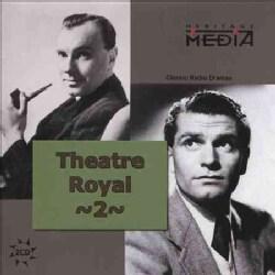 Ralph Richardson - Theater Royal: Vol. 2: American Classic Drama