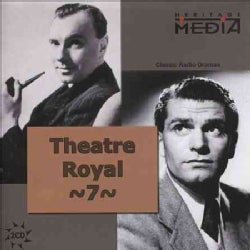 Ralph Richardson - Theater Royal: Vol. 7: Classics from Britain and Ireland