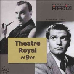 Ralph Richardson - Theater Royal: Vol. 9: Classics from Britain and Ireland