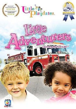 Little Playdates: Little Adventures (DVD)