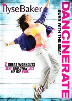 Dancinerate: Burn with the Beat: Dance Workout with Ilyse Baker (DVD)