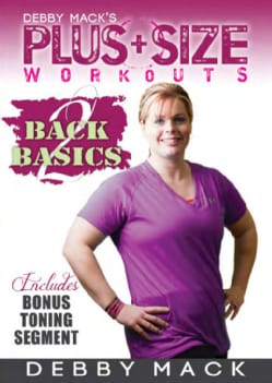 Plus Size Workouts: Back 2 Back Basics: Cardio Workout (DVD)