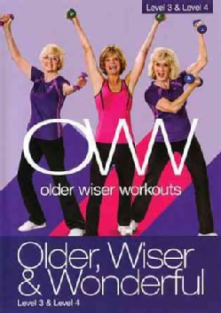 Older, Wiser & Wonderful: Levels 3 & 4 with Sue Grant (DVD)
