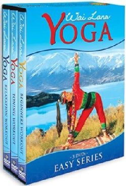 Wai Lana Yoga: Easy Series Tripack (DVD)