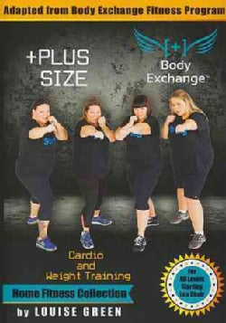 Plus Size Workout: Cardio & Weight Training with Louise Green (DVD)