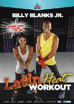 Billy Blanks Jr.: Dance It Out: Latin Heat Workout (DVD)