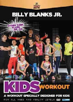 Billy Blanks Jr.: Dance It Out: Kids Workout (DVD)