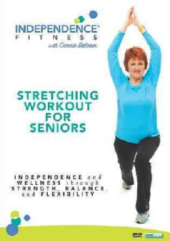 Independence Fitness: Stretching Workout for Seniors (DVD)