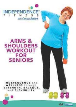 Independence Fitness: Arms & Shoulders Workout for Seniors (DVD)
