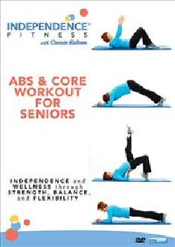 Independence Fitness: Abs & Core Workout for Seniors (DVD)
