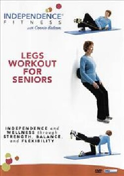 Independence Fitness: Legs Workout for Seniors (DVD)