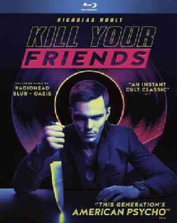 Kill Your Friends (Blu-ray Disc)