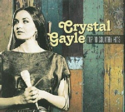 Crystal Gayle - Top 10 Country Hits