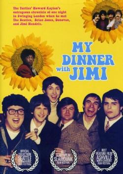My Dinner with Jimi (Hendrix) (DVD)
