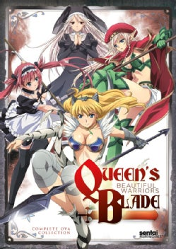 Queen's Blade: Beautiful Warriors: Complete Collection (DVD)