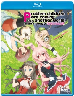 Problem Children Are Coming from Another World, Aren't They?: Complete Collection (Blu-ray Disc)