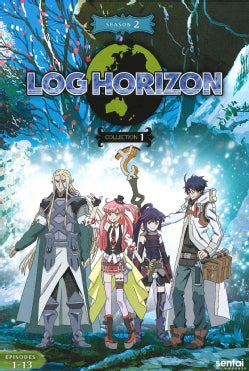 Log Horizon 2: Collection 1 (DVD)