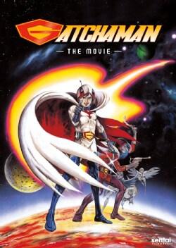 Gatchaman: The Movie (DVD)