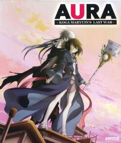 Aura (Blu-ray Disc)