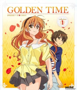 Golden Time: Vol. 1: Collection 1 (Blu-ray Disc)
