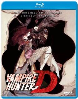 Vampire Hunter D (Blu-ray Disc)