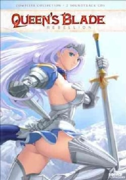 Queen's Blade: Rebellion: Complete Collection (DVD)