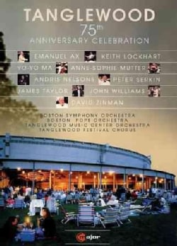 Tanglewood 75th Anniversary Celebration (DVD)