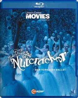Tchaikovksy: George Balanchine's The Nutcracker (Blu-ray Disc)