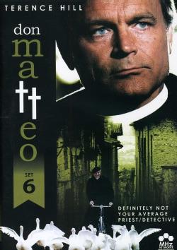 Don Matteo: Set 6 Episodes 45-56 (DVD)
