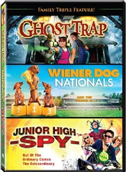Family Triple Feature (DVD)