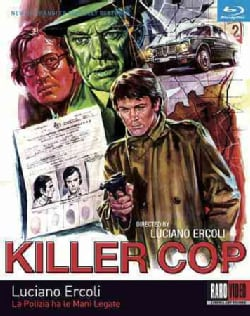 Killer Cop (Blu-ray Disc)