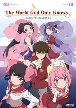 The World God Only Knows: Ultimate Collection (DVD)