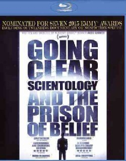 Going Clear: Scientology And The Prison Of Belief (Blu-ray Disc)