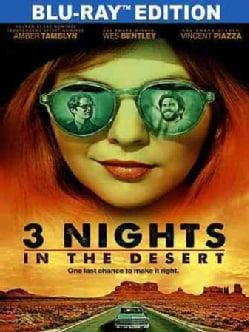 3 Nights In The Desert (Blu-ray Disc)