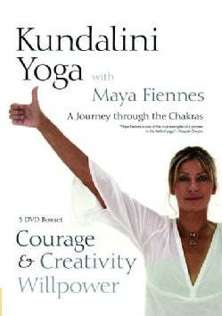 Kundalini Yoga: Courage, Creativity And Will Power