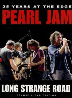 Pearl Jam: Long Strange Road (DVD)