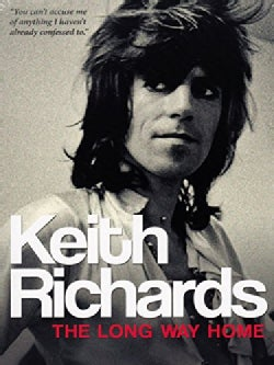Keith Richards: The Long Way Home (DVD)