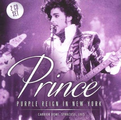Prince - Purple Reign in New York